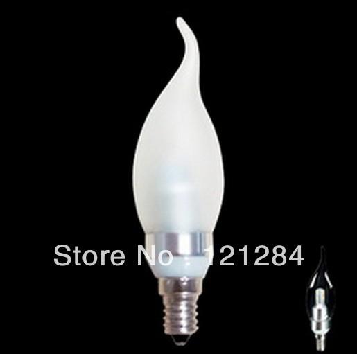 Hot selling LED chandelier lights, 3W beam angle 360 degrees led chandelier bulbs 100% SAMSUNG led chips chandelier led bulb