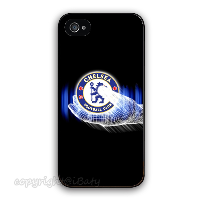 12 Customized Designs For Apple iPhone 5C Chelsea FC Football Club Case Printing Plastic Hard Back Cell Phone Cover