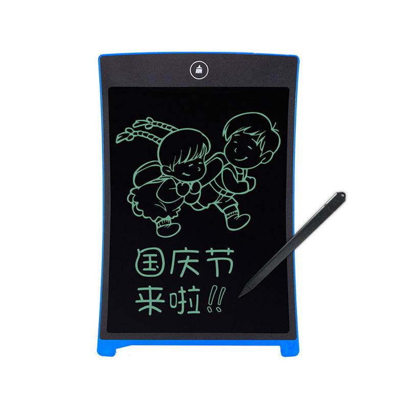 "LEMHU Boogie Board 8.5"" LCD Mini Writing Tablet Writing Board Can Be Used as Whiteboard Bulletin Board Memo Board(China (Mainland))"