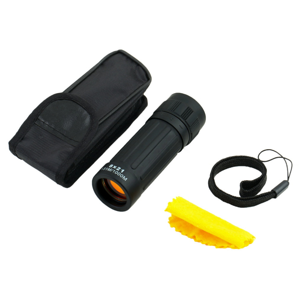 2015 New monocular telescope Handy Scope for Sports Camping Hunting Pocket Compact Monocular