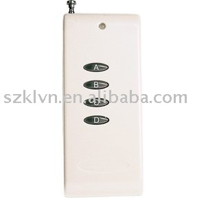 Host selling!!! RF remote control transmitter with fixed code , learning code or hopping code (KL1000-4)
