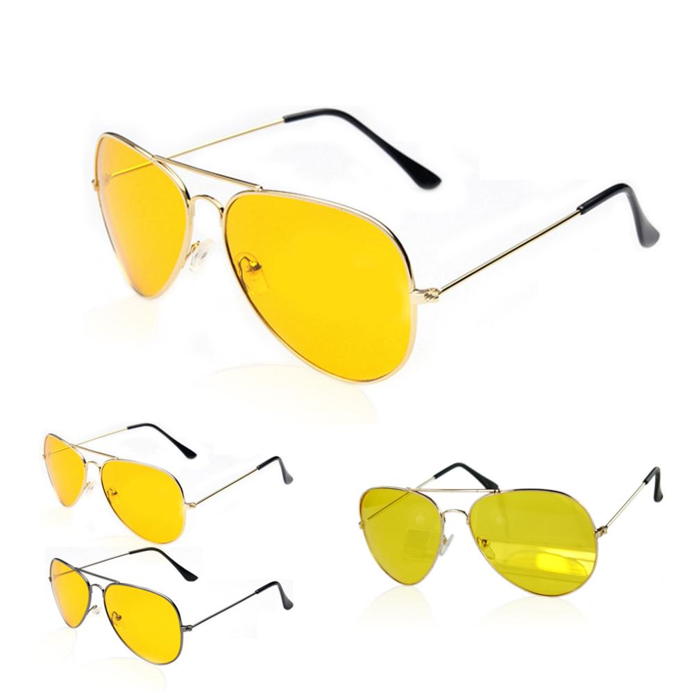 Ali G Yellow Glasses