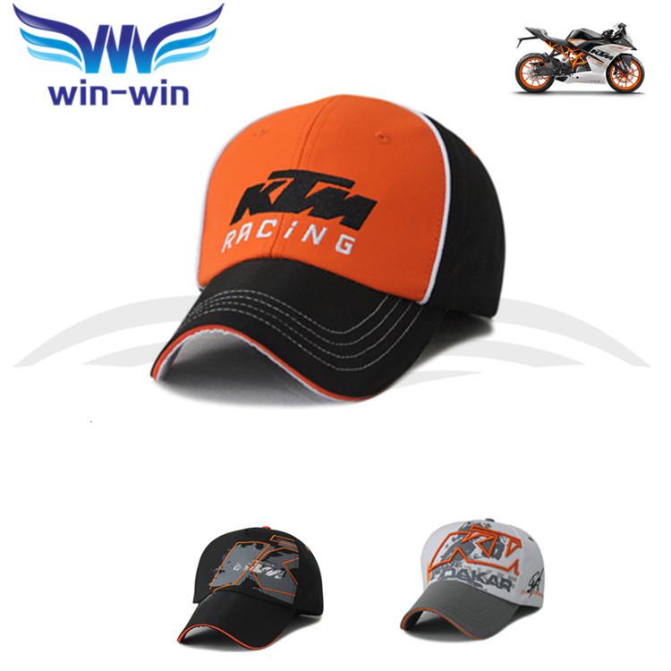 2015 new hot selling 3 colors optional MOTO GP KTM racing cap motorcycle hat men and women outdoor sports sun caps orange color<br><br>Aliexpress
