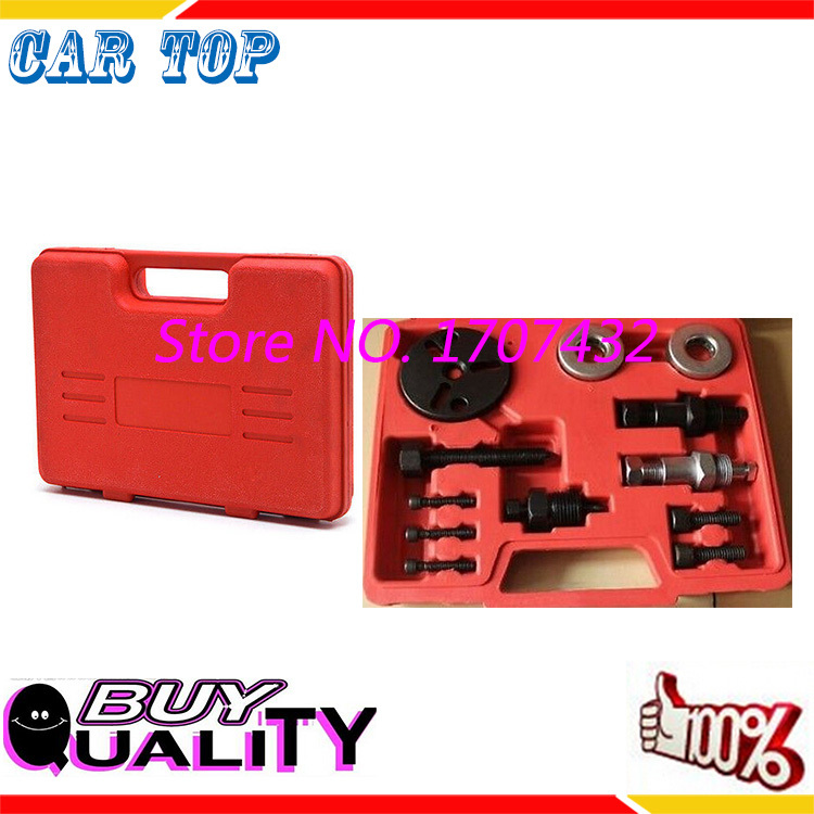 Free shipping A/C COMPRESSOR CLUTCH REMOVER INSTALLER PULLER AIR CONDITIONING TOOLS CAR TRUCK<br><br>Aliexpress