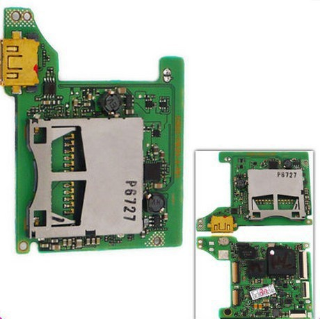 Digital Camera Replacement Repair Parts For CASIO Exilim EX-Z1000 Z1000 PCB Mainboard Mother Board(China (Mainland))