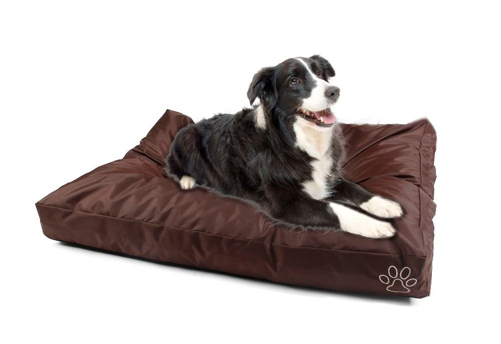 Waterproof Warm Dog Cushion Cover Oxford Bed Cover Pet Fleece Blanket Big Dog Bed Mat Cover Domestic Delivery(China (Mainland))