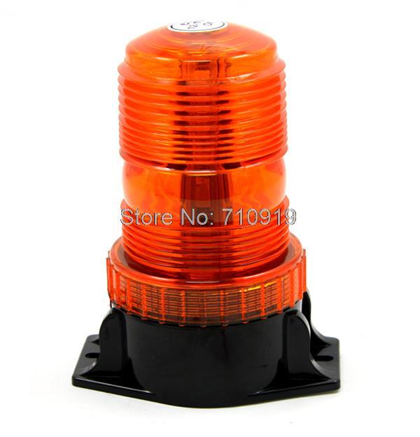 tirol t16889b new 12v 110v mini led strobe beacon amber. Black Bedroom Furniture Sets. Home Design Ideas