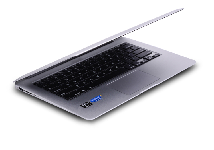 "13.3"" Powerful Intel i7 5th Generation Laptop Computer Ultrabook 8GB RAM 128GB SSD 1920*1080 Full Metal Case 8 Cell Battery(China (Mainland))"