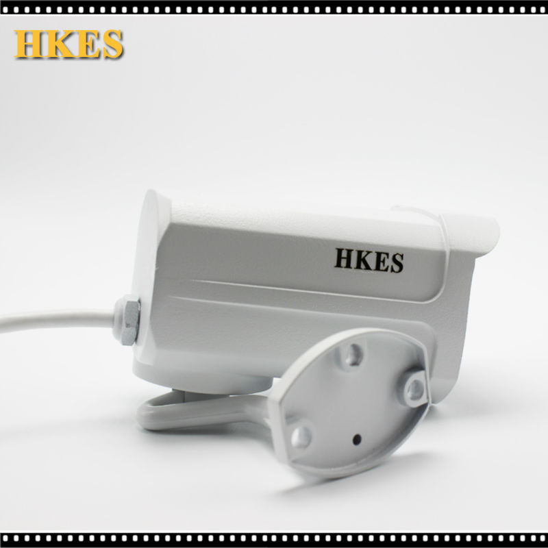 HKES Newest Security Camera CCTV 4PCS Array LED Waterproof Outdoor Surveillance AHD Camera FULL HD 1080P 2MP