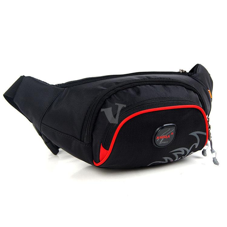 Brand Mini Outdoor Sports Casual Travel Running Shoulder Bag Women Men Riding Cycling Pockets Chest Waist Pack Bags<br><br>Aliexpress