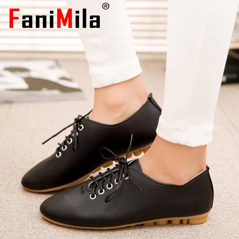 women flat shoes spring summer shoes quality cross strap footwear fashion round toe leisure flats shoes size 35-40 P23519