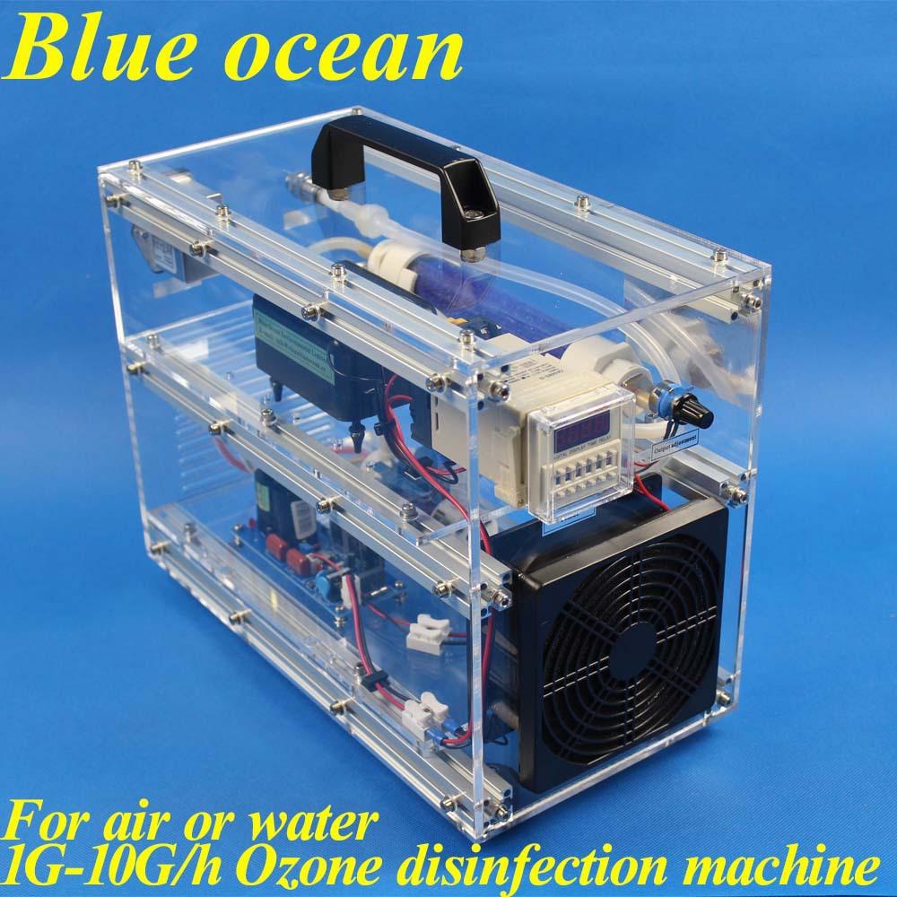 BO-18QY, Wholesale all kinds of ozone generator AC220V/AC110V Adjustable 1-10g/h gram ozone generator<br><br>Aliexpress