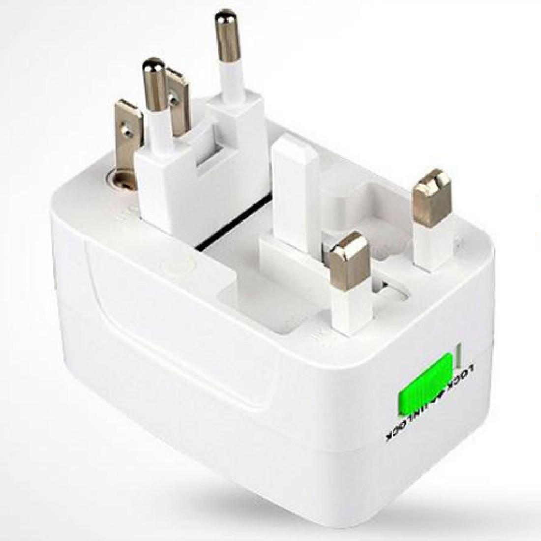 Hot Sale Us To Au Eu Power Universal Travel Adaptor Converter Plug Mini Changer Hot Durable(China (Mainland))