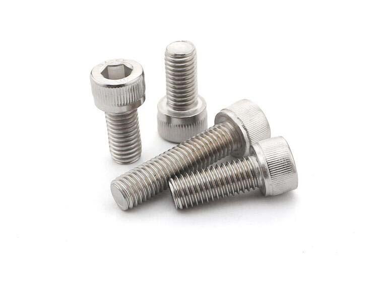 QTY3 Metric Thread M20*70mm Stainless Steel Hex Socket Bolt Screws<br><br>Aliexpress