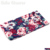 New Hot Sell Soft Cloth Bag Sunglasses Glasses Pouch Blue Pink Red Flower Eyewear Accessories mobile phone Bag 90*180mm BDH01D