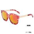 2016 Fashion Brand Designer Sunglasses Multi color Points Sun Glasses Shades With Box 8507