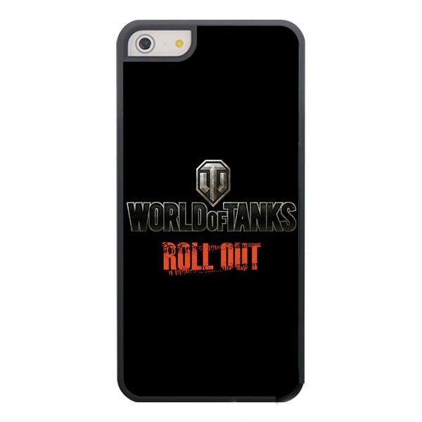 World Of Tanks roll out Cover case for iphone 4 4s 5 5s 5c 6 6s plus samsung galaxy S3 S4 mini S5 S6 Note 2 3 4 z2488(China (Mainland))
