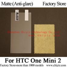 Matte Anti-glare Screen Protector Guard Cover protective Film Shield For HTC One Mini 2 M8MINx M8MINn HTC6515LVW M8 Mini Remix