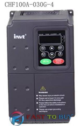 CHF100A-030G/037P-4 Invt CHF100 Series high performance universal inverter 3 Phase 380V-440V 30KW/37KW New(China (Mainland))