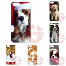 Buy Cavalier King Charles Spaniel Dog Puppy Puppies Samsung Galaxy J1 J2 J3 J5 J7 2016 Core 2 S Win Xcover Trend Duos Grand for $4.96 in AliExpress store
