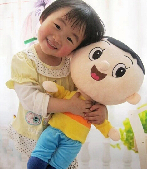 Plush toys / bulk son / daddy doll head(China (Mainland))