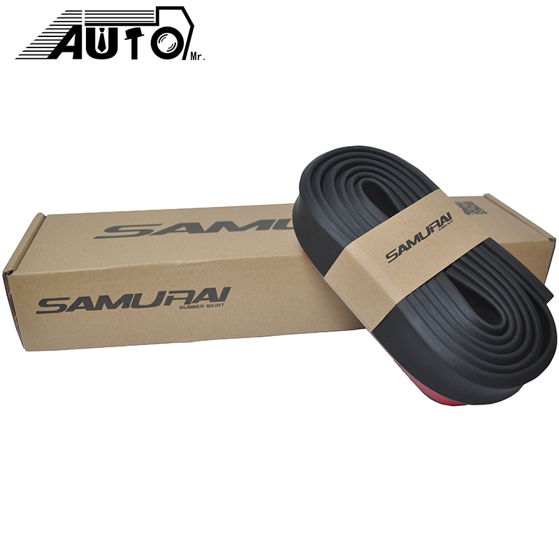 Bumper Lip Deflector Lips For Lotus Esprit 5 / New Esprit Samurai Rubber Front Spoiler Skirt For Car Tuning / Body Kit / Strip<br><br>Aliexpress