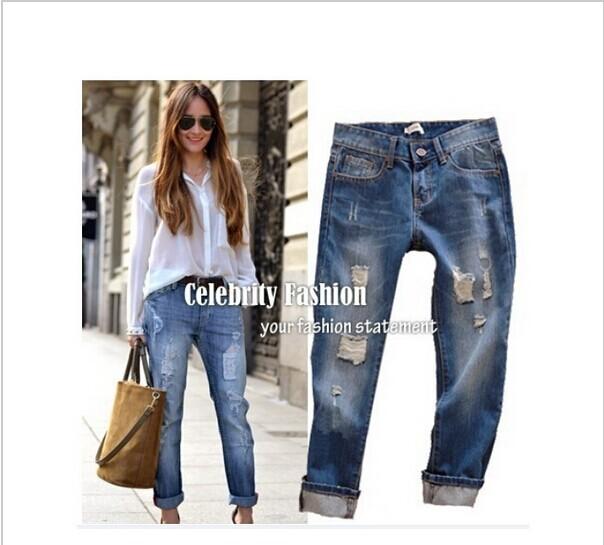 Женские джинсы 1056