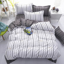 Cartoon 4pcs Girl Boy Kid Bed Cover Set Duvet Cover Adult Child Bed Sheets And Pillowcases Comforter Bedding Set 2TJ-61010(China)