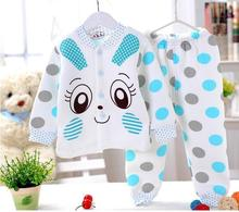 hot selling baby 2015 NEW Panda shaped Lovely Boy girl Pure cotton underwear suits,winter baby,children Keep warm 3color gifts(China (Mainland))