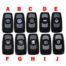 USB flash drive pen drive pendrive all kinds of car keys 4GB 8GB 16GB 32GB 64GB memory card u stick hot sale top quality 10style