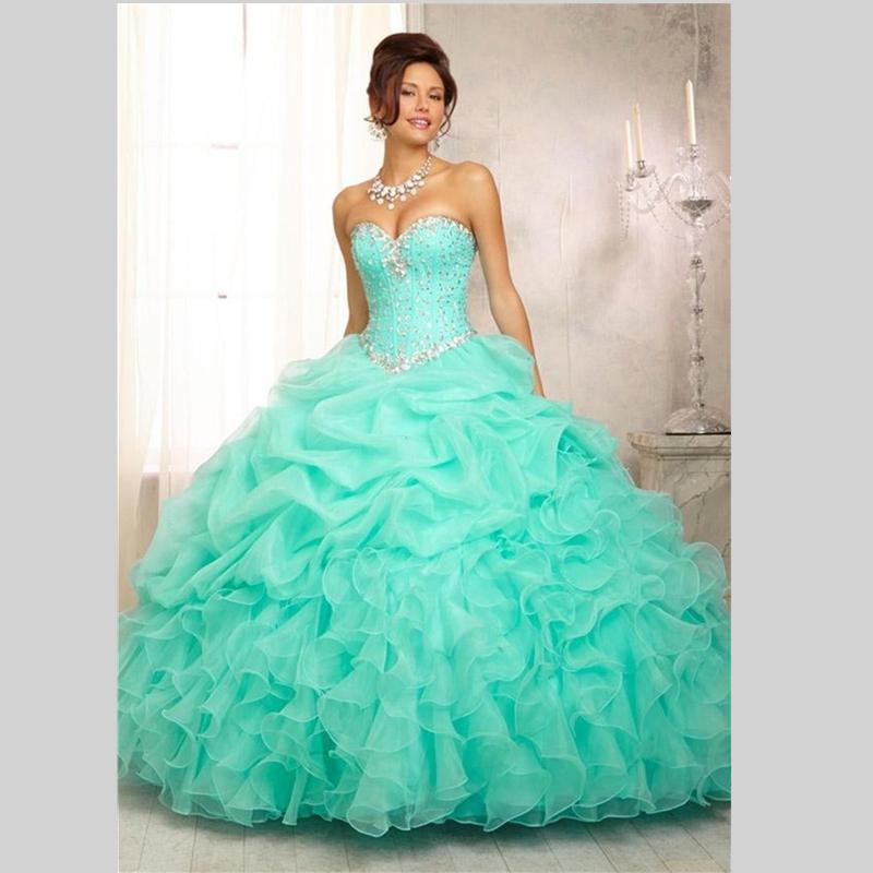 Aliexpress.com Comprar 2015 Organza Vestidos De Quinceañera Piedras Trajes De Quinceañeras 2015 Bola de Mascarada Vestidos Vestidos de Quinceañera 15 Anos