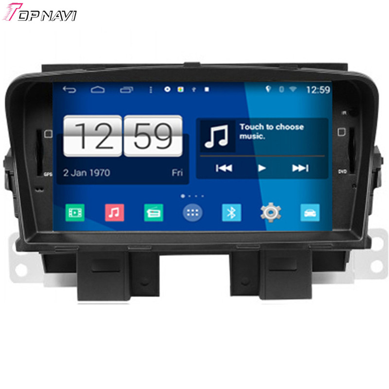 Top Free Shipping 7'' Quad Core S160 Android 4.4 Car GPS For Chevrolet Cruze With Stereo Radio 16GB Flash Mirror Link BT Wifi(China (Mainland))