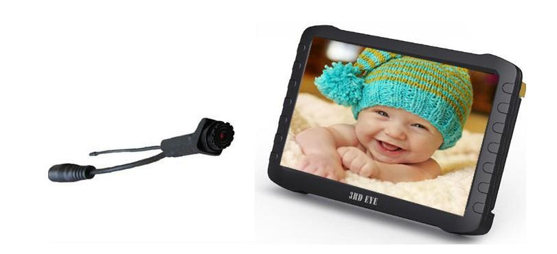 5.8G Wireless Mini Camera With DVR Kit DVR<br><br>Aliexpress