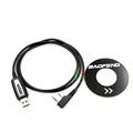 USB Programming Cable baofeng uv 5r 2 Pins for Baofeng GT 3 UV 82 UV 5R