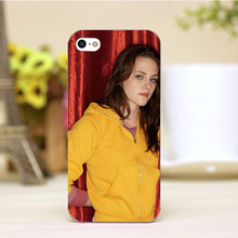 pz0006-3-6-8 Kristen Stewart Design Customized cellphone cases For iphone 4 5 5c 5s 6 6plus Hard Lucency Skin Shell Case Cover