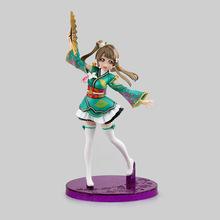 Anime 17CM Love Live! School Idol Project Kotori Minami Kimono C Ver. PVC Action Figure Collectible Model Toy Christmas Gift