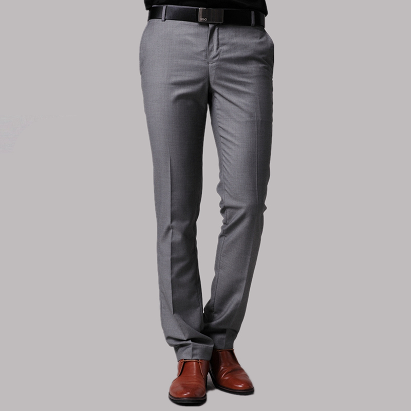 High Quality Dress Pants Mens Promotion-Shop for High Quality ...