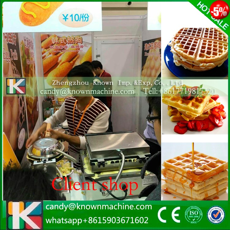 waffle baker free shipping by DHL to home