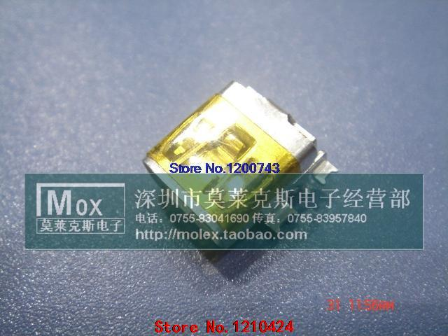 Original 5P-AB AB type interface Mini USB female 56579-0576(China (Mainland))