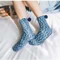 2016 Winter Candy Color Warm Fluffy Socks Women Quality Cotton Bed Floor Thick Socks Female Soft