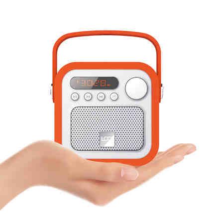 Portable Mini Blurtooth Speaker Subwoofer mini Audio Radio MP3 Player<br><br>Aliexpress