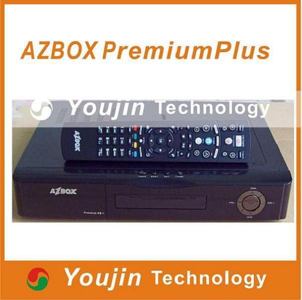azbox premium plus Azbox Premium HD plus satellite receiver internet sharing cccam(China (Mainland))