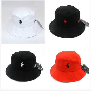 4 colors Poloes bucket hats Fashion mens hip hop Casquettes bobs gorras bones Fisherman caps women boonie hat(China (Mainland))