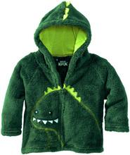 hot sale 2016 children's clothing boys girls Dinosaur Hoodie Fleece cartoon dog kids sweaters jackets baby coats clothes(China (Mainland))