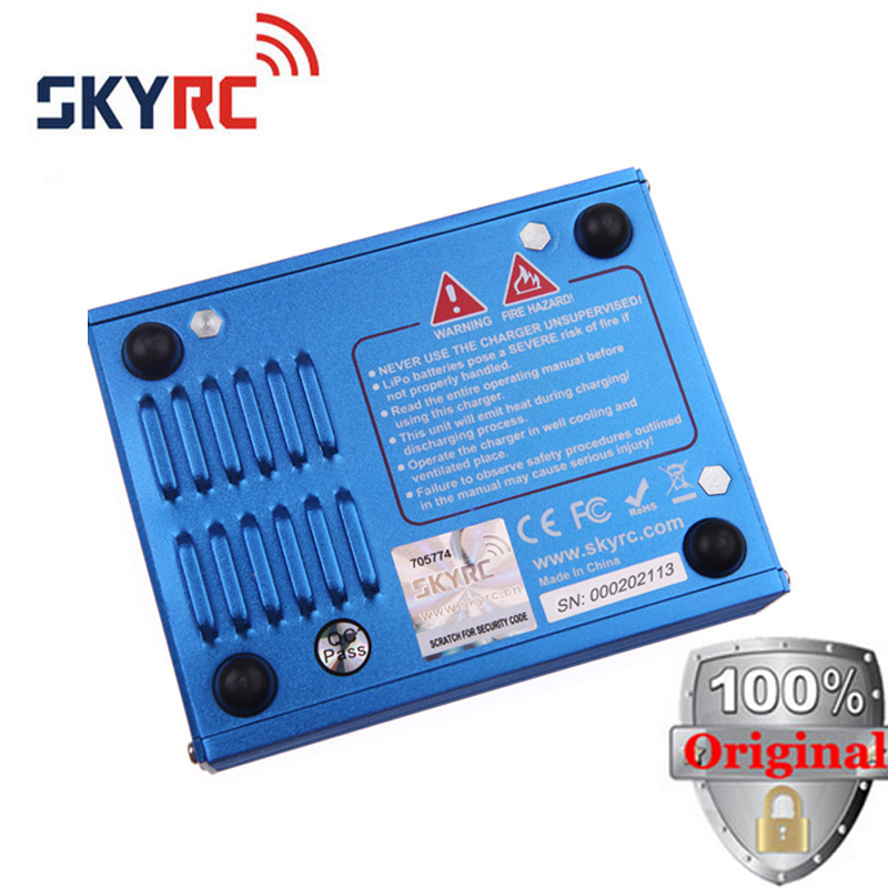 Original SKYRC Imax B6 Mini 60W Professional Balance Charger Discharger For X350 PRO RC Battery DIY Drone FPV Quadcopter(Hong Kong)