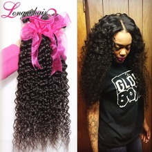 Ms Lula Peruvian Curly Virgin Hair Weave 6A Unprocessed Jerry Curly Peruvian Virgin Hair Peruvian Kinky Curly Hair 3 Bundles(China (Mainland))