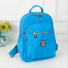 New 2015 Shoulder Bag Computer Bag kipled Backpack Schoolbag Monkey Bag Kipple Men and Women Mochila Feminina Bolsas(China (Mainland))
