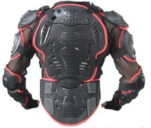 2015 new model Professional Motorcycle Body Protector Racing Motocross Full Body Armor Spine Chest Protective Jacket Gear(China (Mainland))