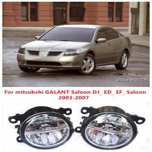 mitsubshi GALANT Saloon DJ_ ED_ EF_ 2003-2007 Fog Lamps LED Car Styling 10W Yellow White 2016 new lights - E-J Fifi AUTO store