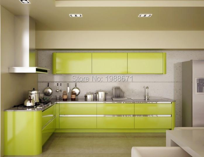 Kitchen Design Yellow Kitchen Cabinet Modern Kitchen Cabinet Design From Guangdong Factory In